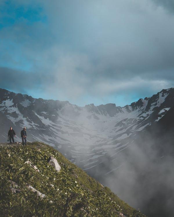 chmury, dzień, fotografia przyrodnicza