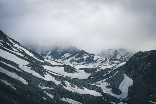 Gratis lagerfoto af bjerg, bjergtinde, forkølelse, frossen
