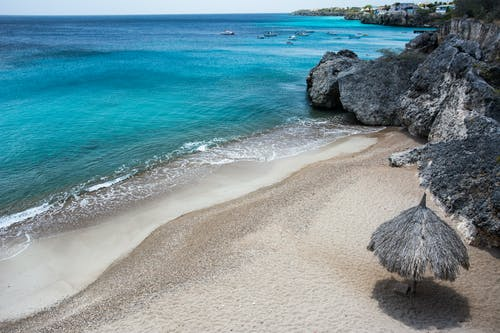 Ingyenes stockfotó homok, nyaralás, óceán, strand témában