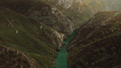 balkan, doğa, doğada güzellik, drone içeren Ücretsiz stok fotoğraf