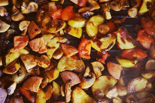 Darmowe zdjęcie z galerii z jedzenie, maskownica, patelnia, ragout