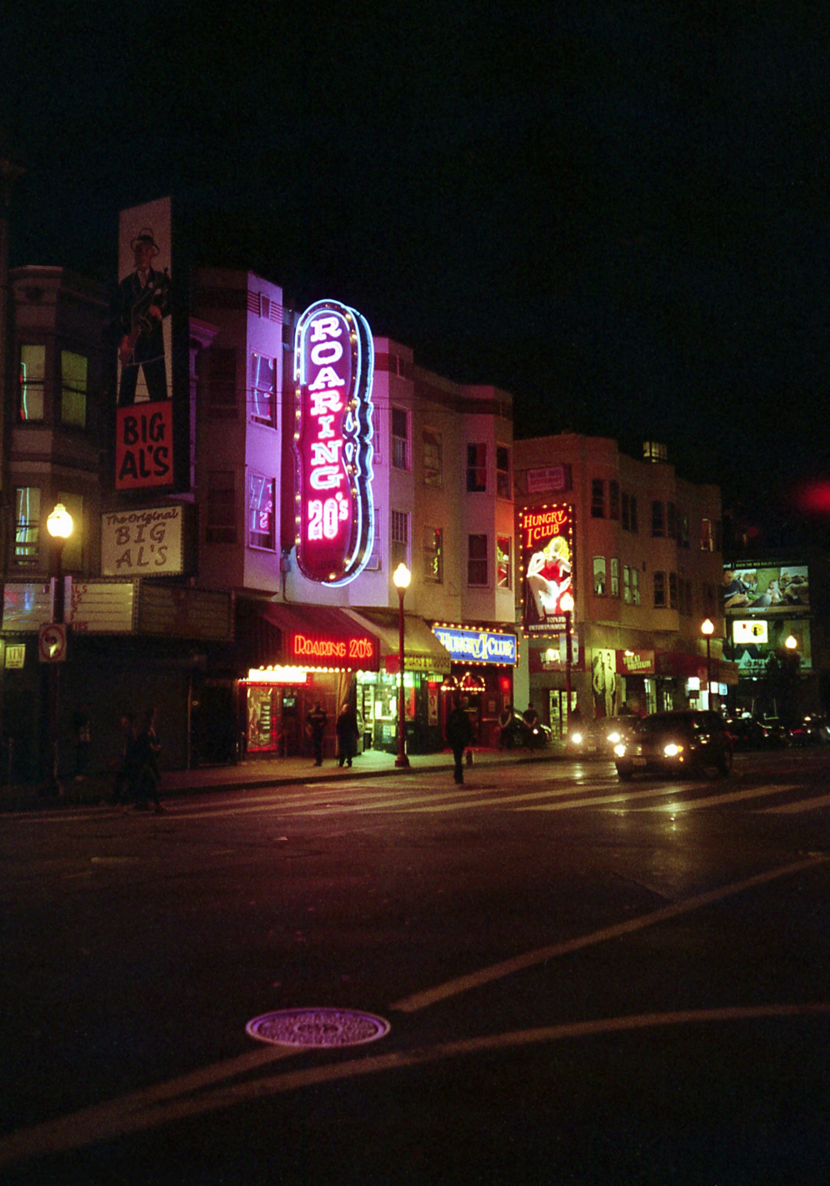 シティ, ダウンタウン, ネオンサイン, ネオンライトの無料の写真素材