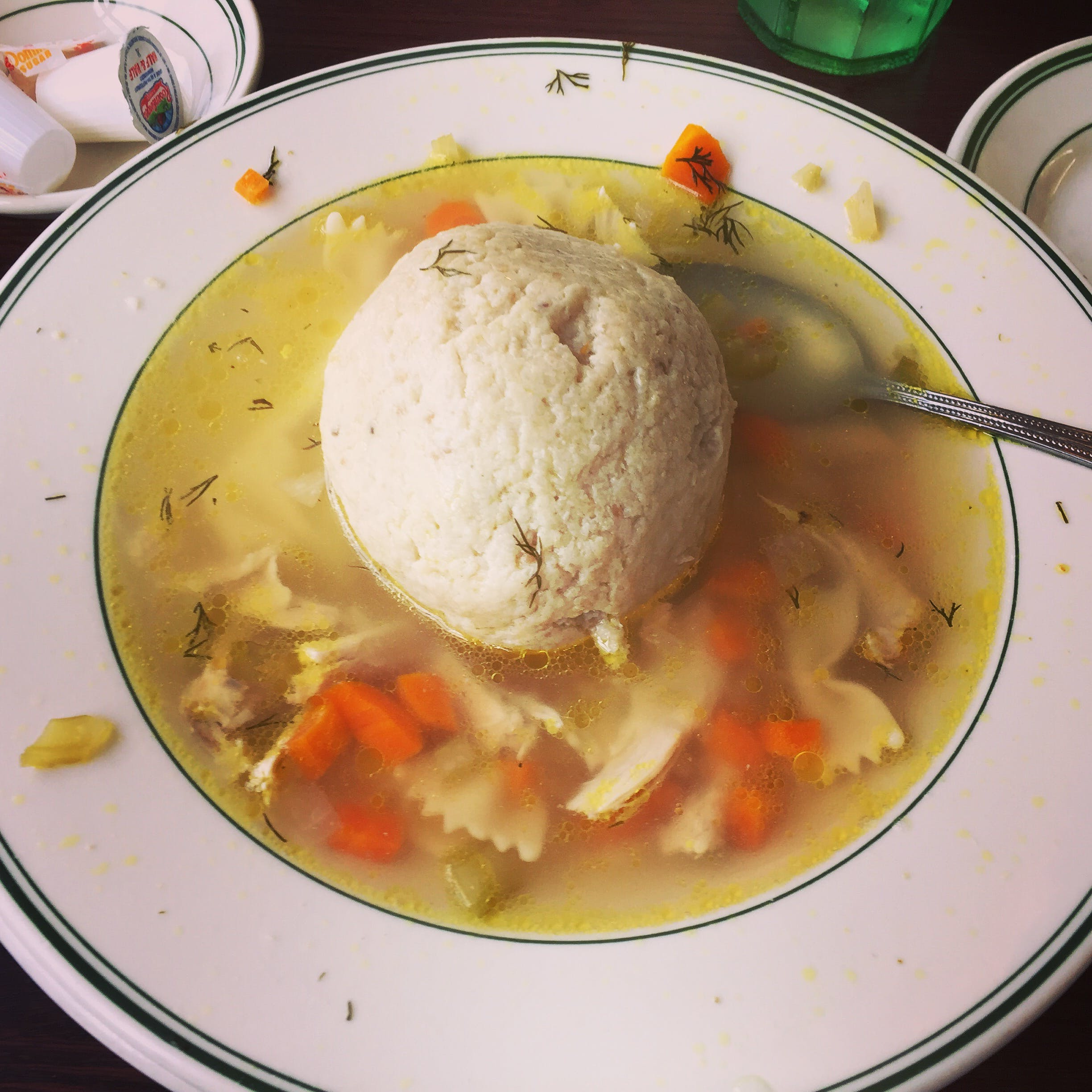 deli, Matzo Ball Soup, restaurant