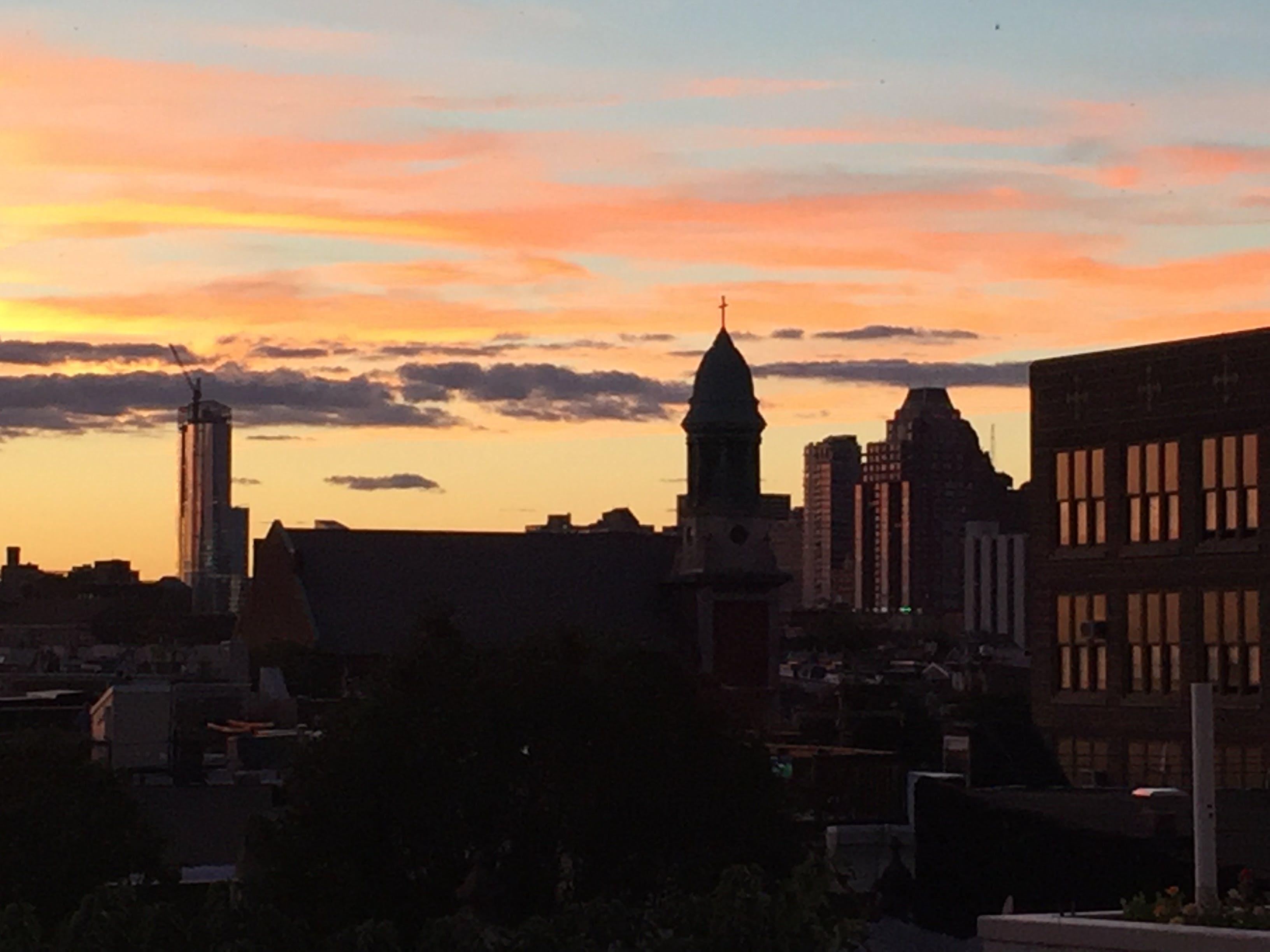 Free stock photo of buildings, city, Philadelphia, sky