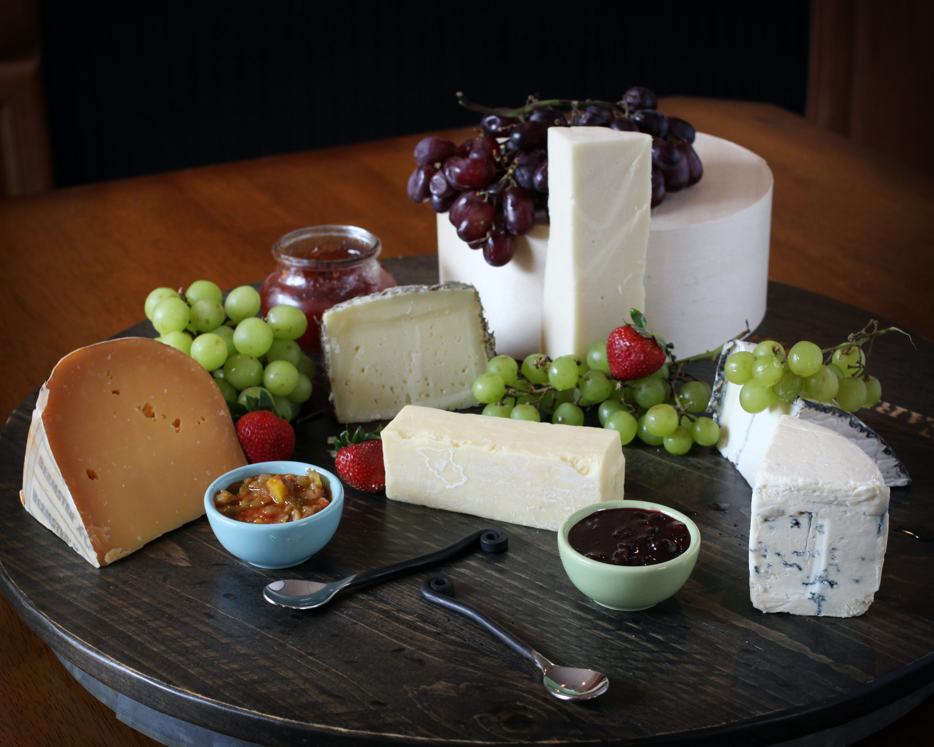Free stock photo of catering, cheese, cheese plate, food