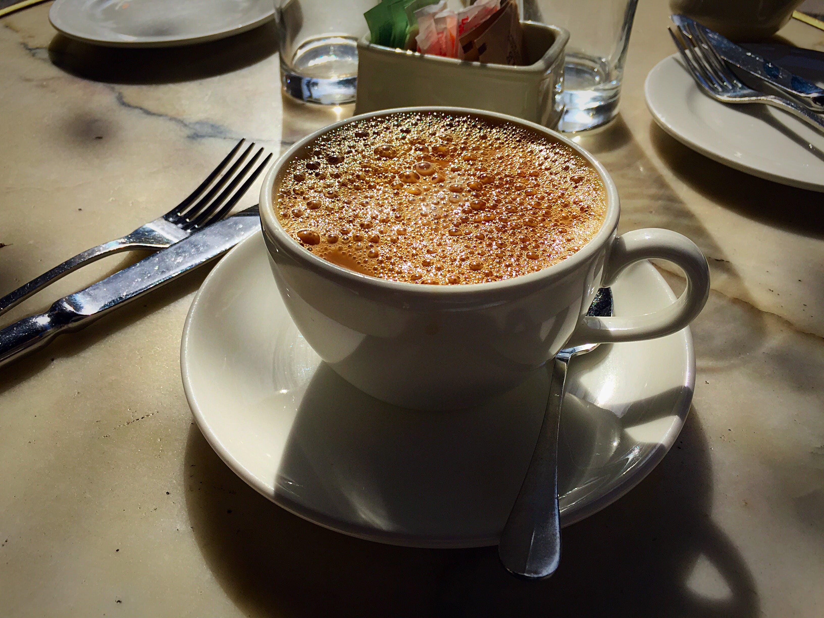 Free stock photo of beverage, breakfast, coffee, food