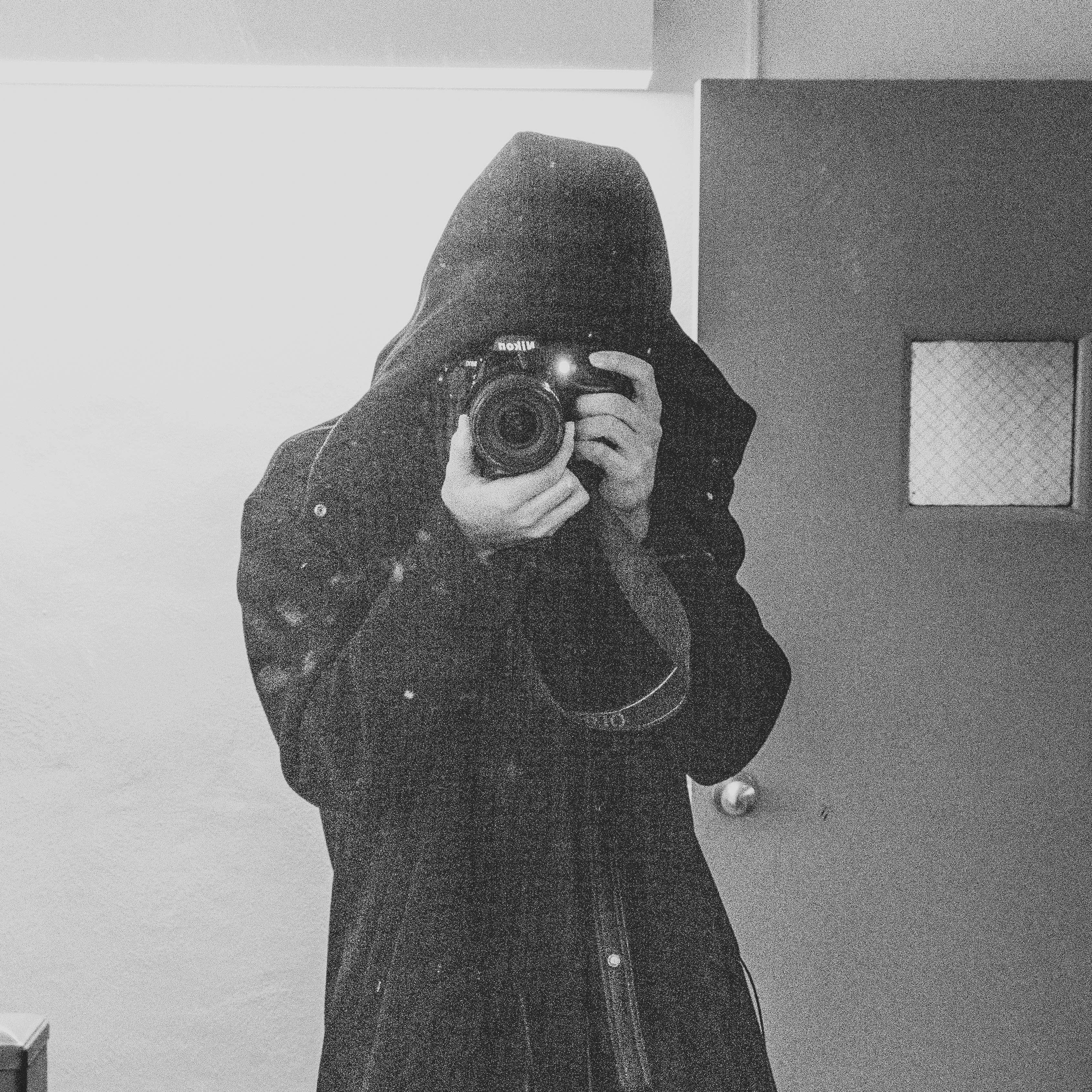Gratis arkivbilde med person med kamera