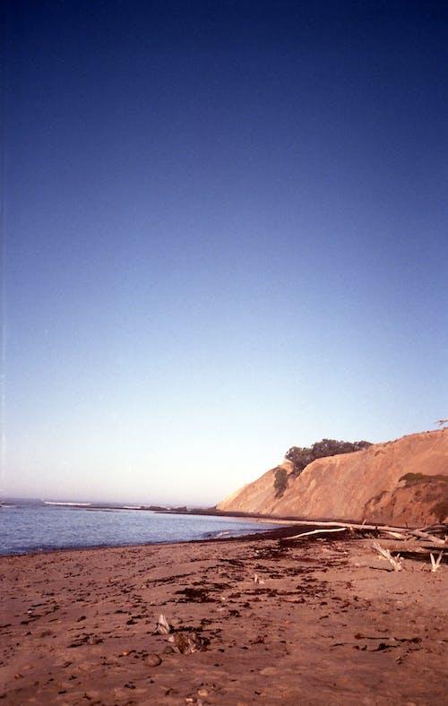 Imagine de stoc gratuită din faleză, în aer liber, mare, nisip