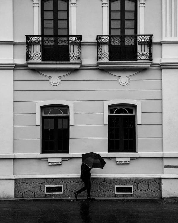 Darmowe zdjęcie z galerii z architektura, balkony, budynek
