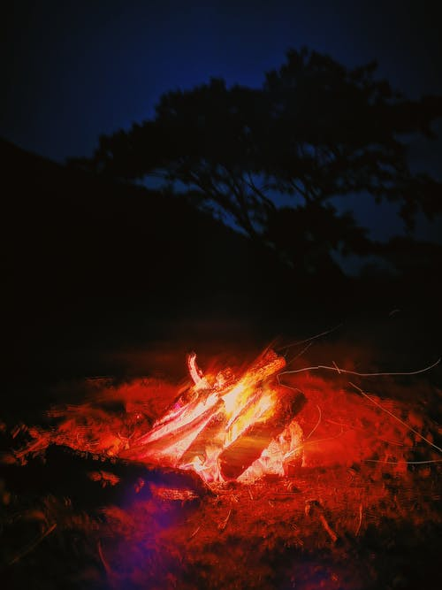 Free stock photo of bonfire, fire, mobilechallenge