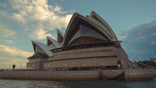Foto d'estoc gratuïta de cinematogràfic, llum del dia, òpera