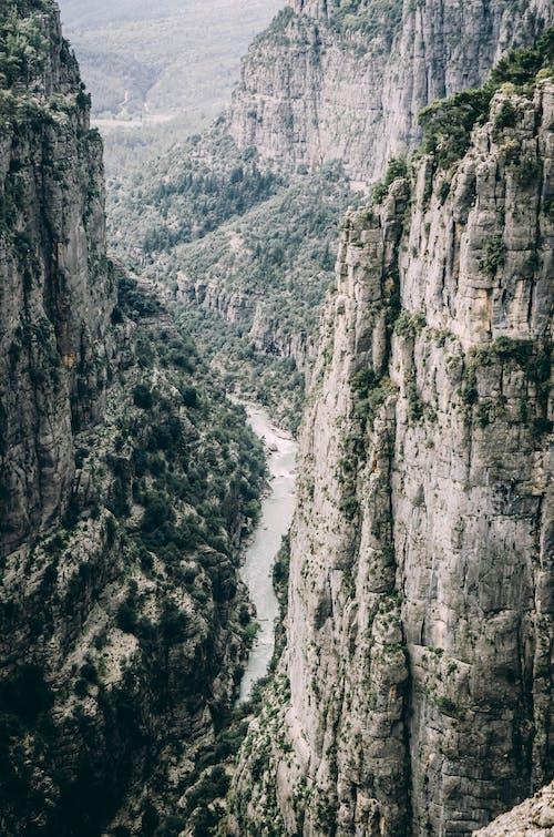 Imagine de stoc gratuită din apă curgătoare, canion, flux, peisaj