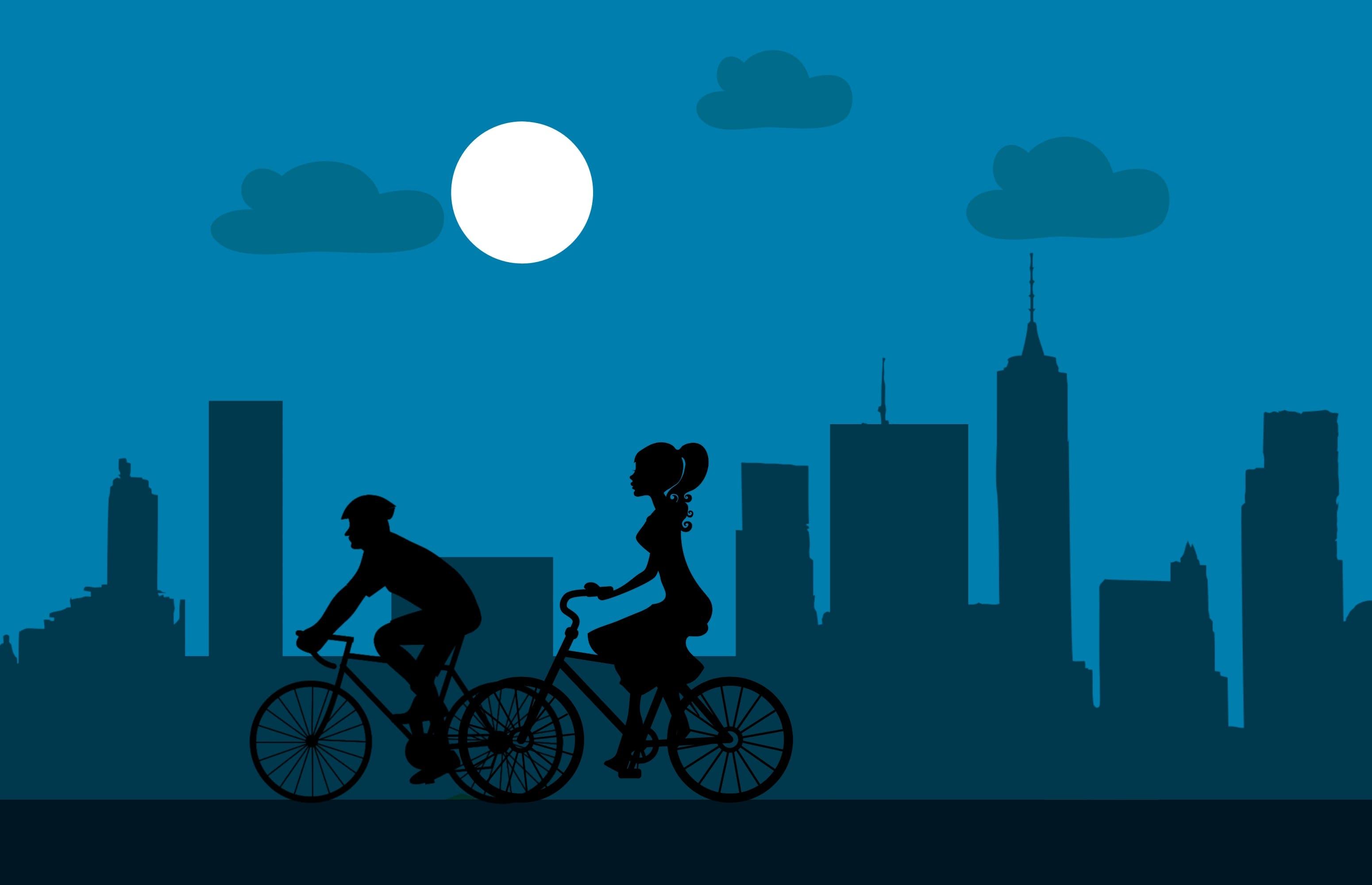 Free stock photo of bicycle, bicyclist, bike, biker