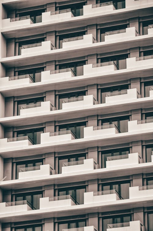 Free stock photo of architectural, buildings, hotel