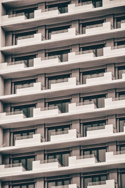 Základová fotografie zdarma na téma architektonický, budovy, hotel