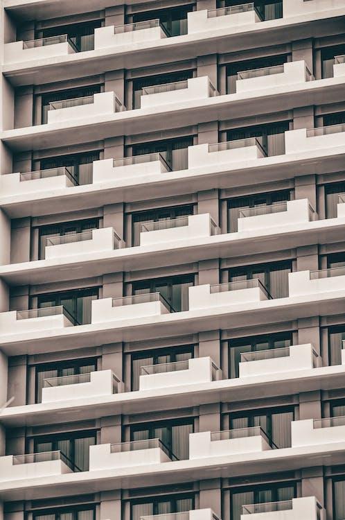 arhitectural, cazare, clădiri