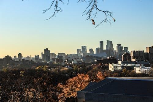 Free stock photo of city, evening, jared nanasy