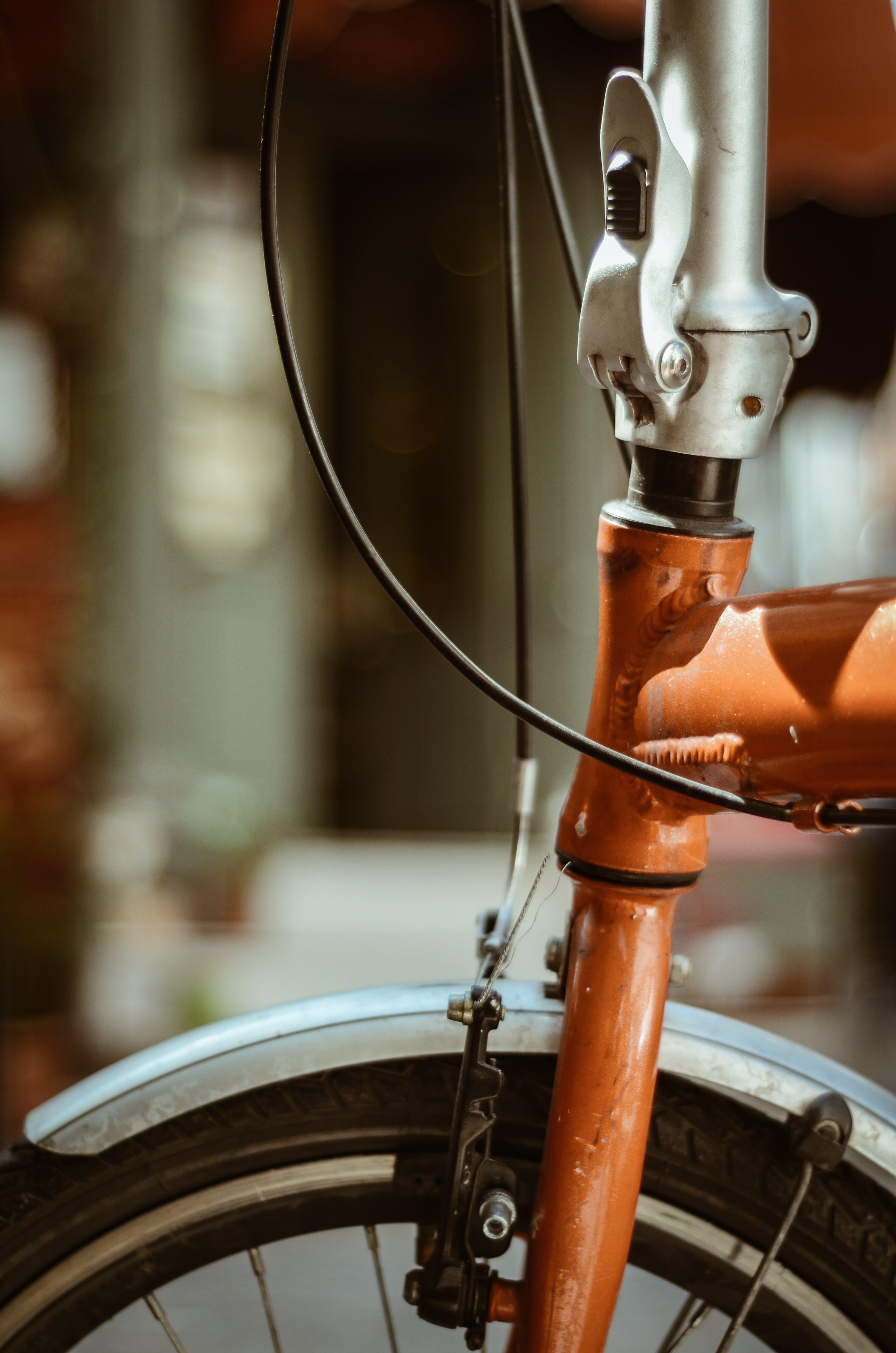 Foto d'estoc gratuïta de bici, primer pla