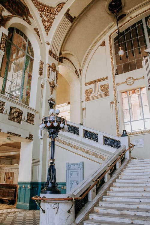 арки, архитектура, в помещении