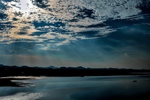 คลังภาพถ่ายฟรี ของ ทิวทัศน์, พระอาทิตย์ขึ้น, ภูมิทัศน์ที่สวยงาม