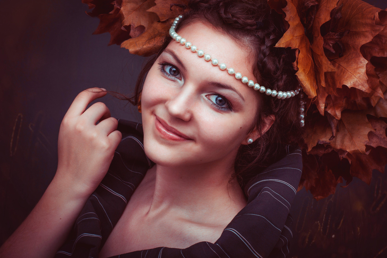 adult, attractive, autumn