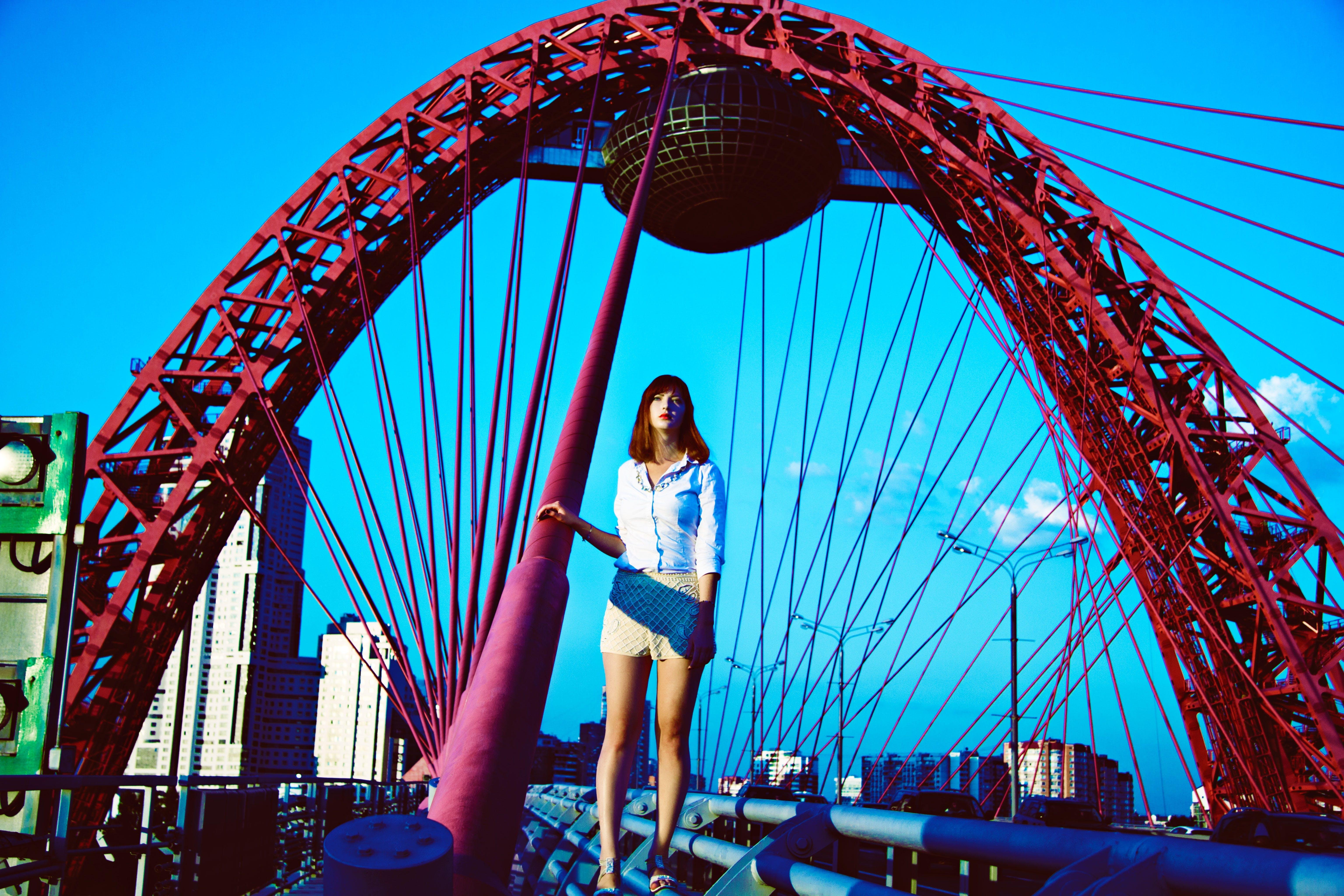 Free stock photo of light, road, fashion, person