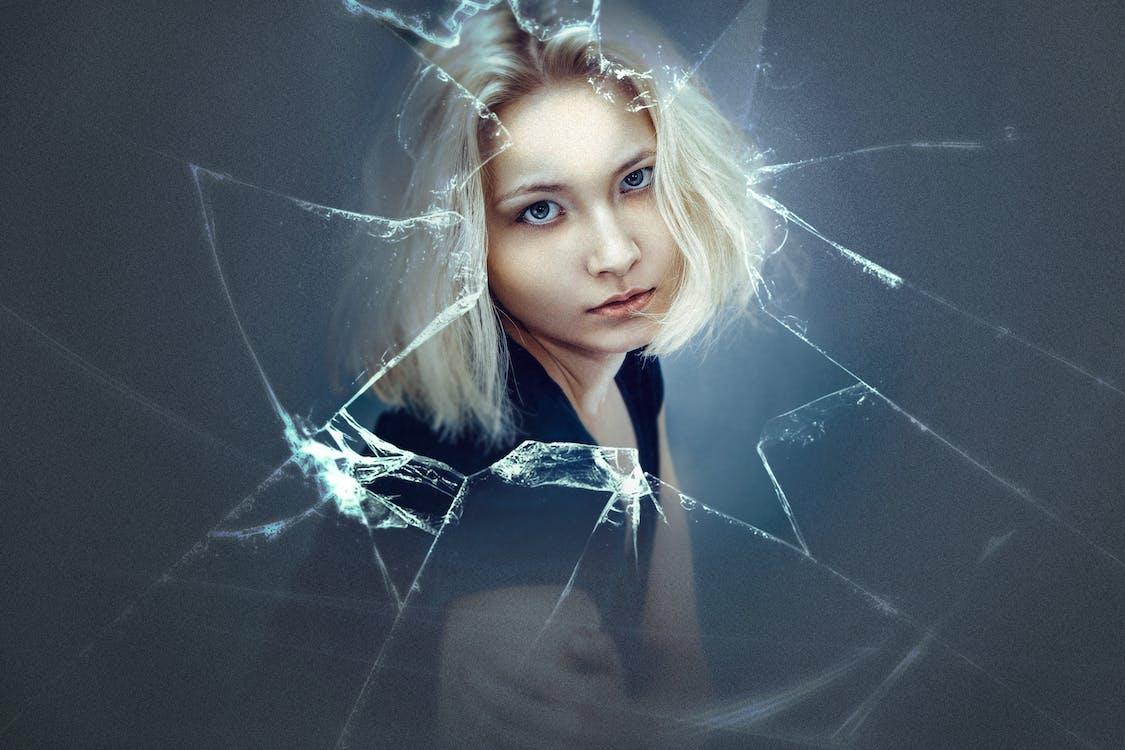 Free stock photo of art, background, blond
