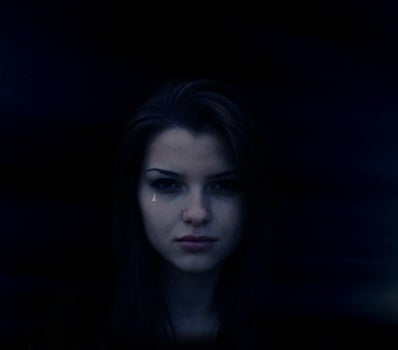 Free stock photo of person, woman, art, dark