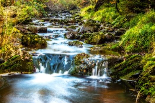 Free stock photo of landscape, nature, rocks, trees