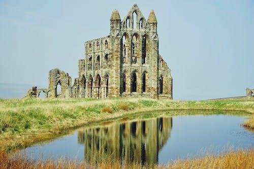 Gratis arkivbilde med arkitektur, benedictine abbey, bygning, england