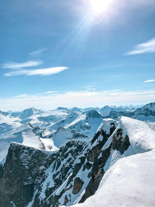 Бесплатное стоковое фото с Альпы, высокий, Высота, гора