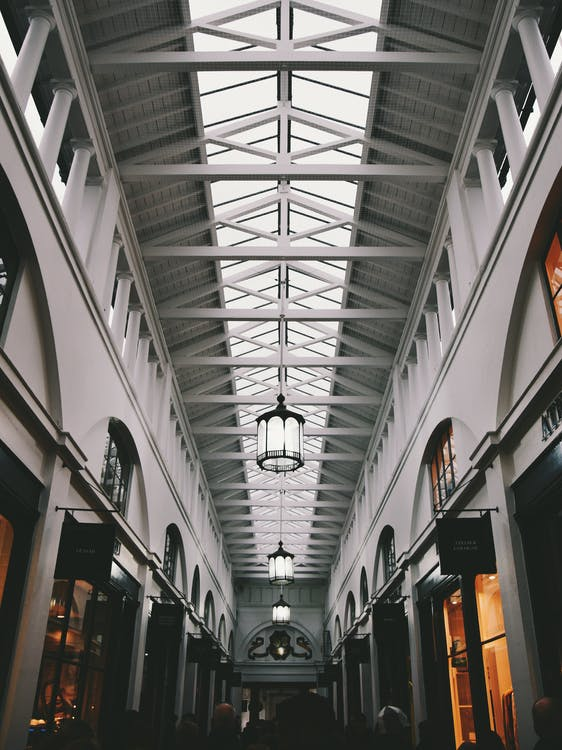 arquitectura, articles de vidre, ciutat