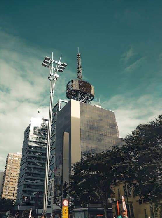avenida paulista, Instagram, 免版稅