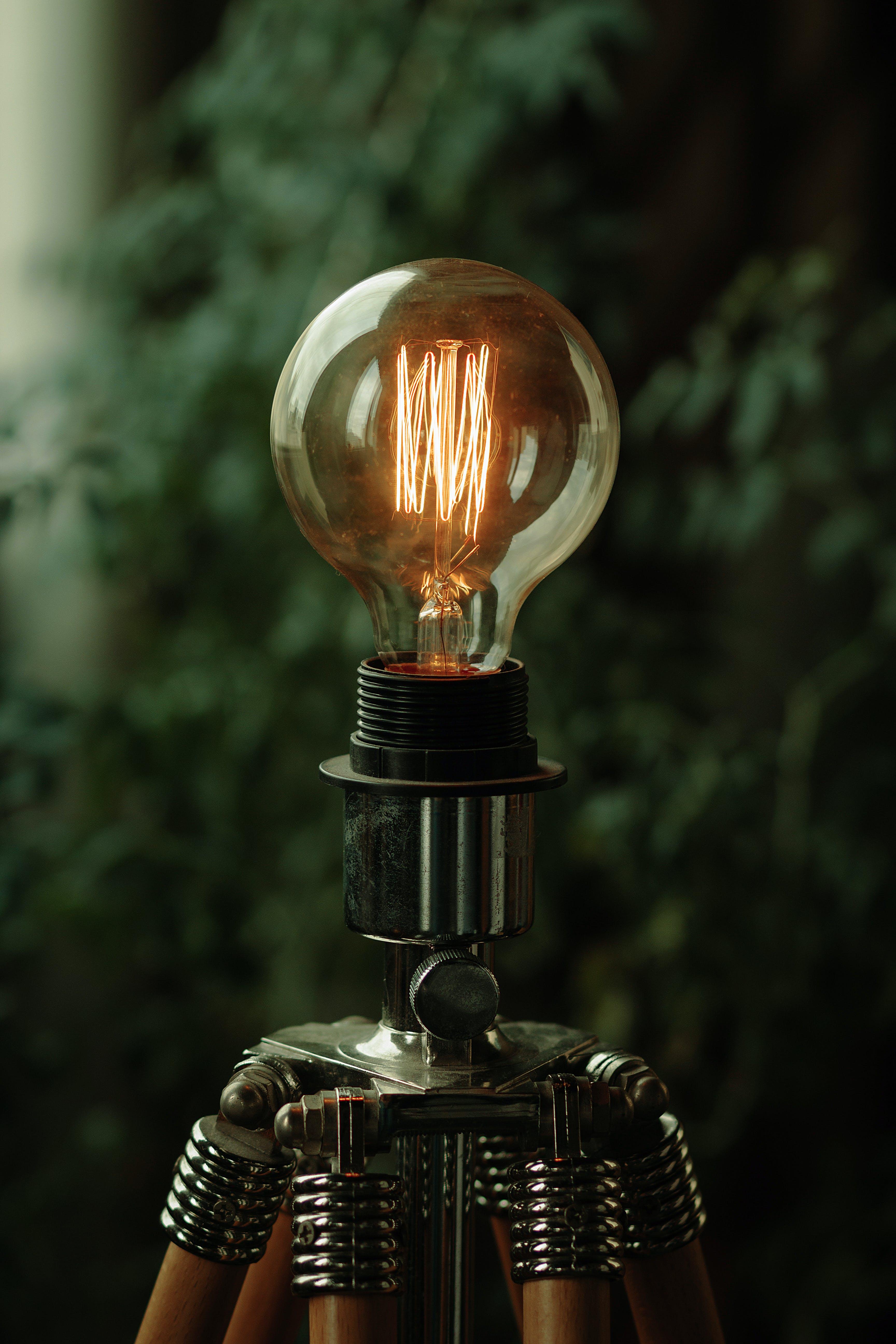 Gratis lagerfoto af belyst, close-up, design, elektricitet