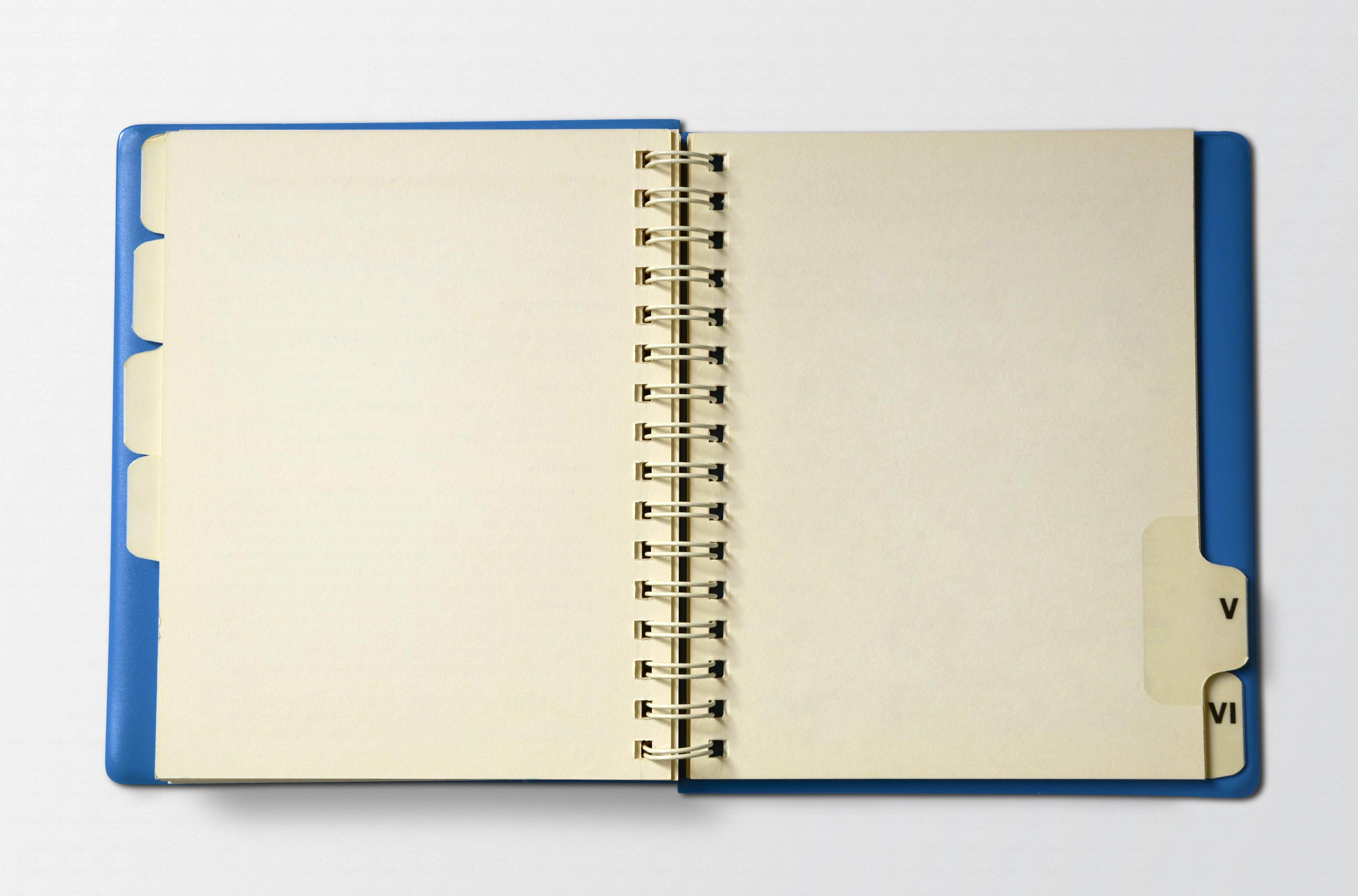 Brown Book Bind