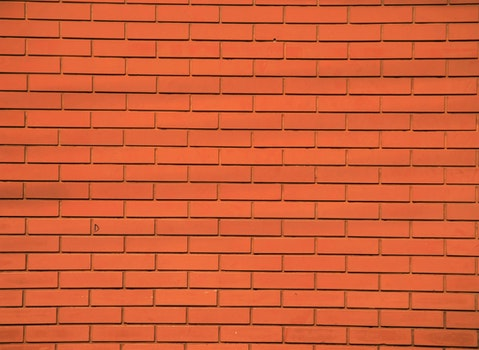 Free stock photo of construction, bricks, pattern, texture