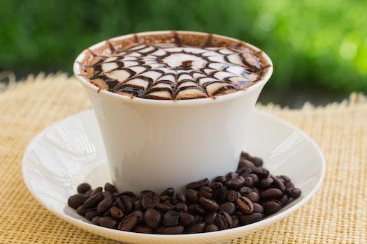 Free stock photo of art, caffeine, coffee, cup