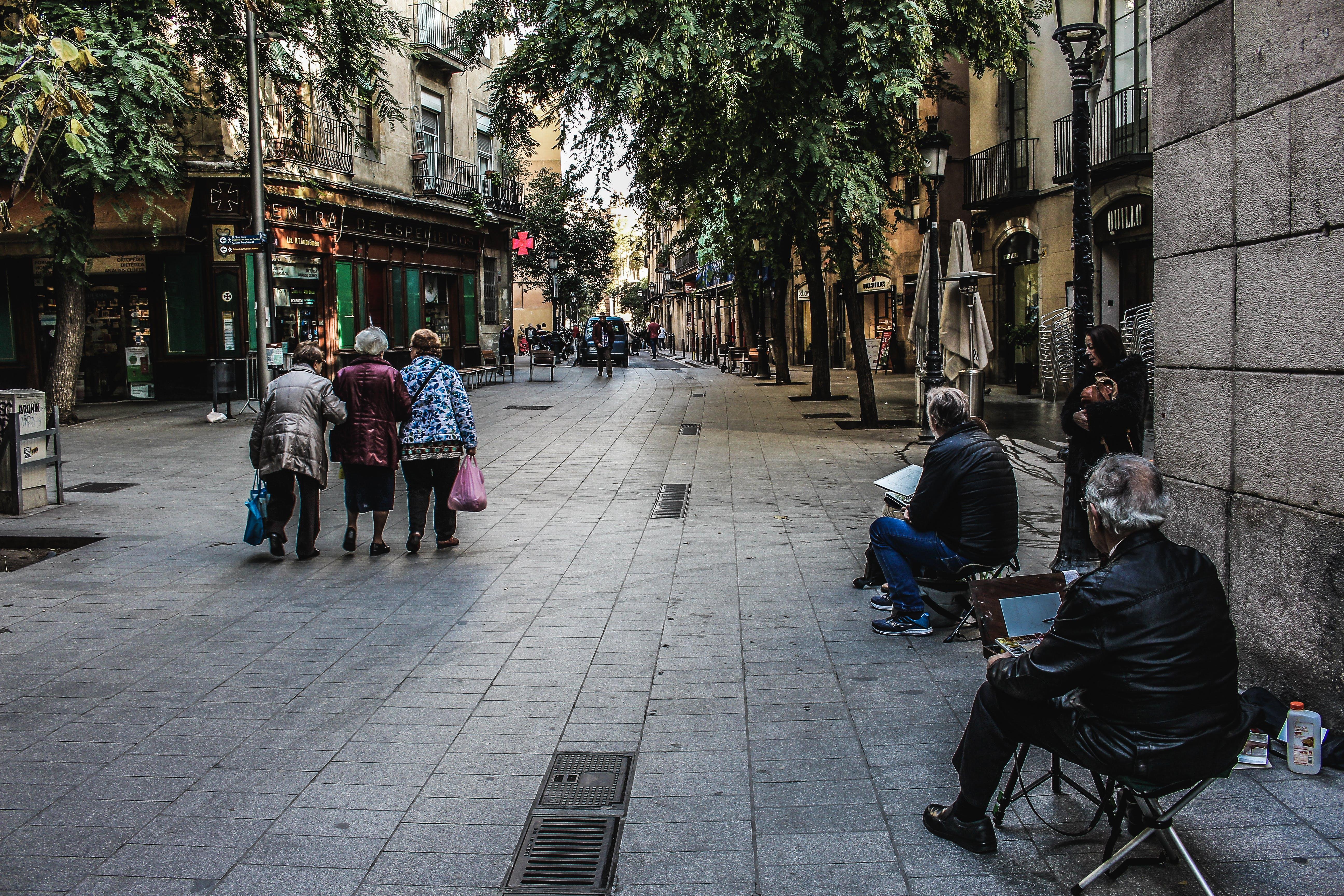 Free stock photo of art, barcelona, beautiful, draw