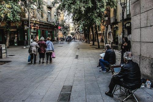 Kostenloses Stock Foto zu barcelona, europa, farbe, hübsch