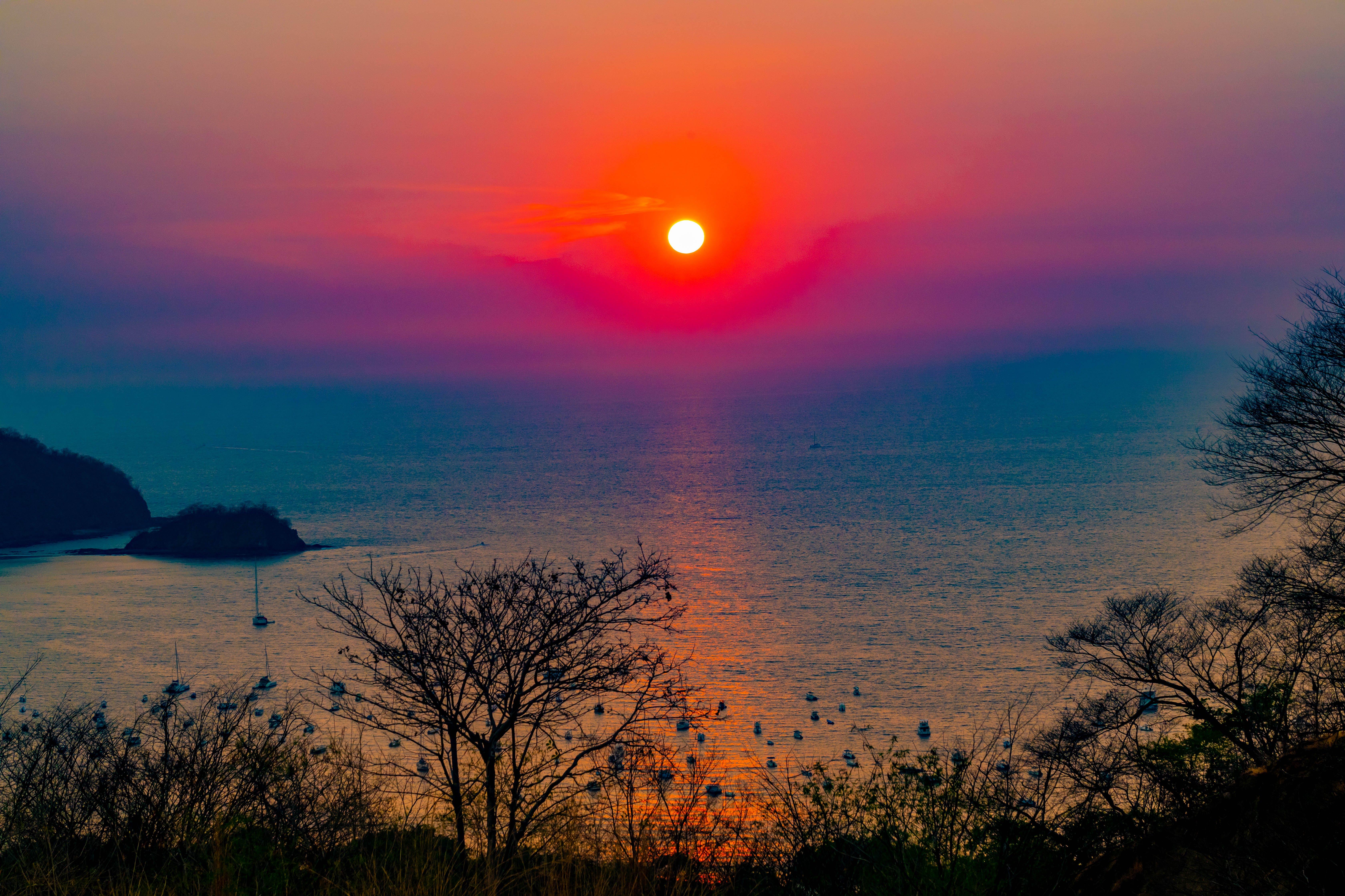 Kostenloses Stock Foto zu der pazifische ozean, landschaft, meer, natur