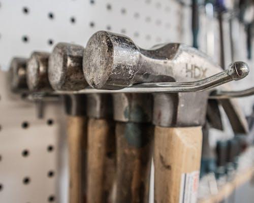 Gratis arkivbilde med hammer, hdr, seminar, verktøy