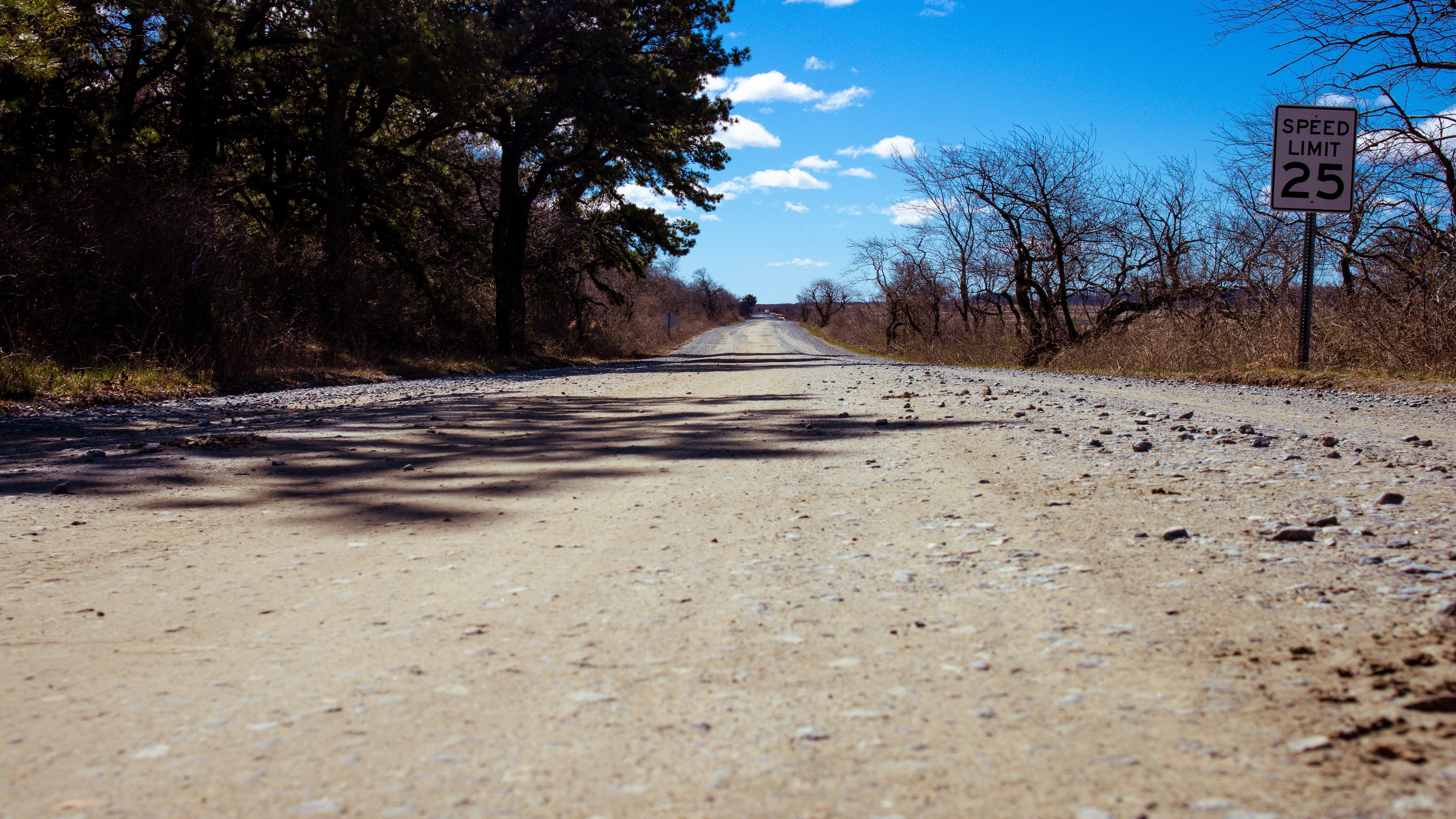 Základová fotografie zdarma na téma krajina, silnice, špinavá cesta