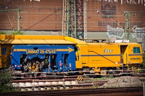Gratis lagerfoto af graffiti, industri, jern, lokomotiv