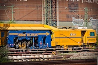 graffiti, industry, train