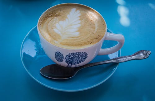 Ilmainen kuvapankkikuva tunnisteilla cappuccino, kahvi, kahvila, kuuma
