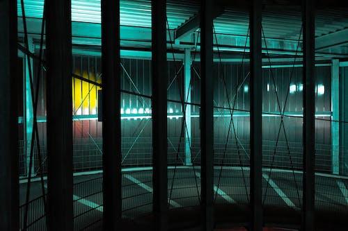 Kostnadsfri bild av arkitektur, blå, glas, grön