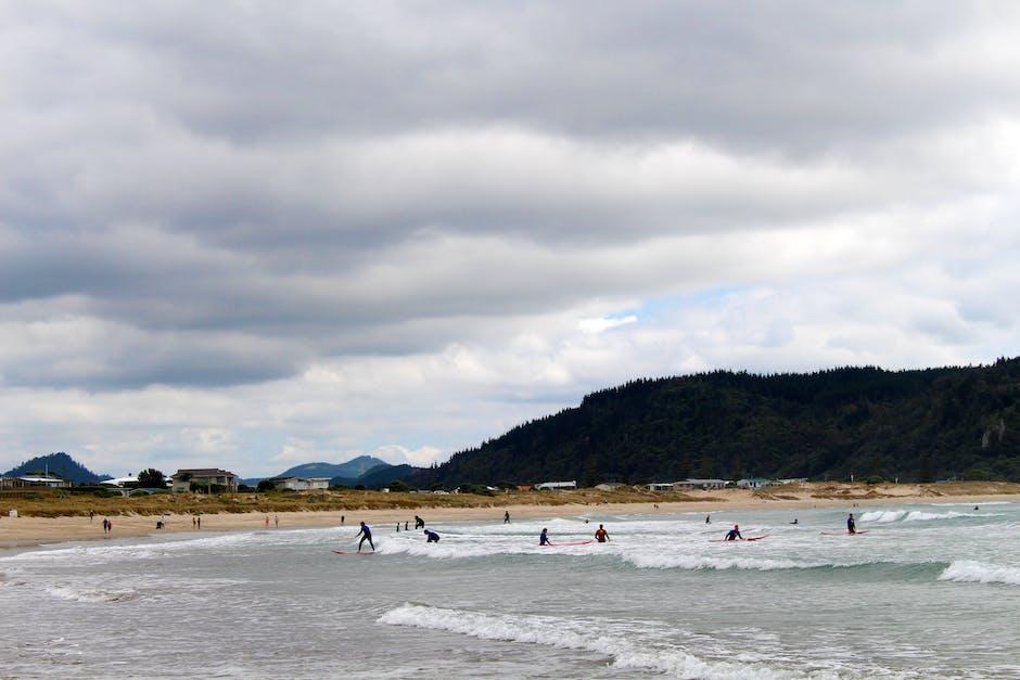 New free stock photo of sea, beach, people