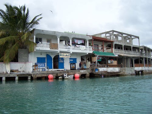 Free stock photo of Island houses, kids, poverty