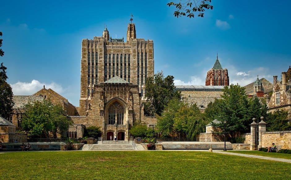 architecture, buildings, campus
