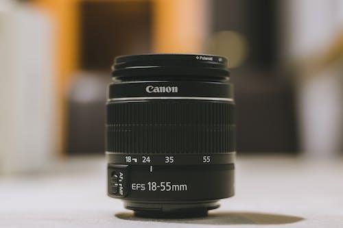 Close Upfoto Van Canon Lens